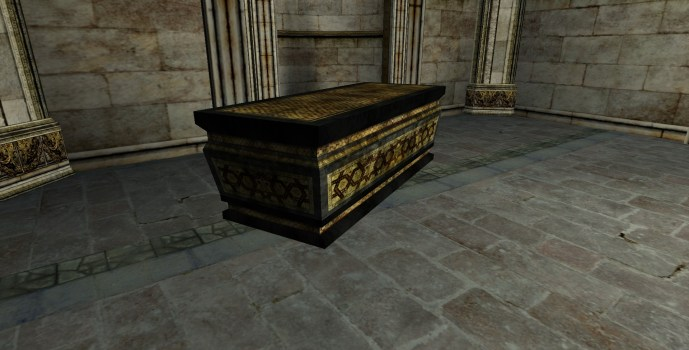 Gondorian Trunk Table