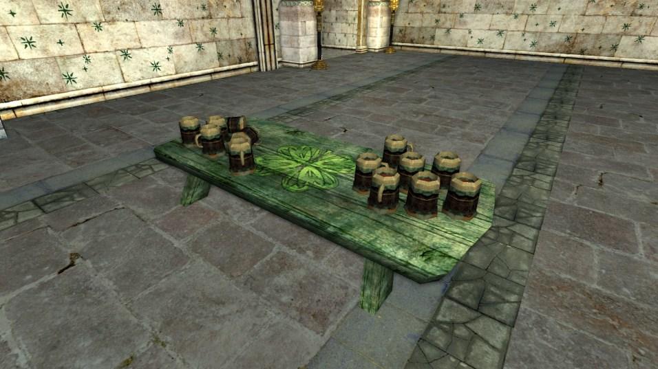 Clover Table 3