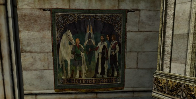 Tapestry of the Oath of Eorl