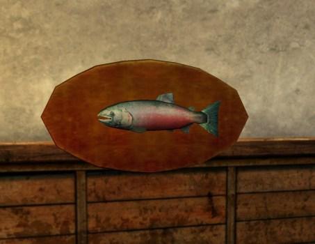 4-pound Salmon Trophy