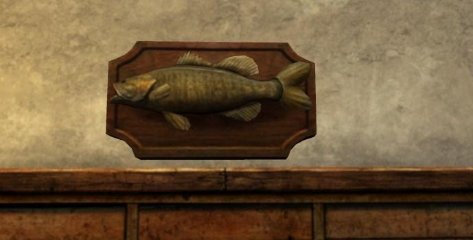 Big Mouth Bass Trophy
