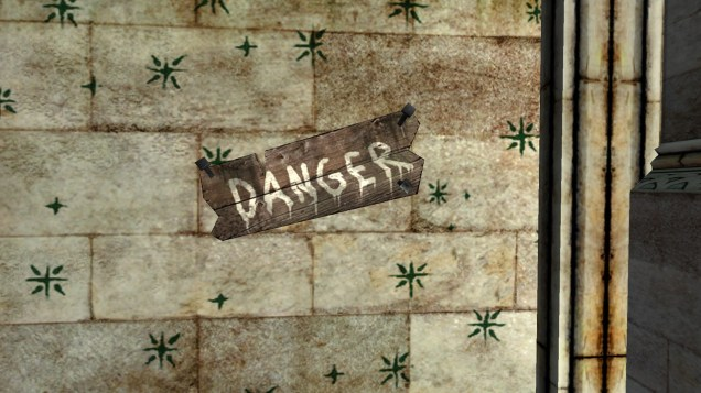 Sign: Danger ! 1