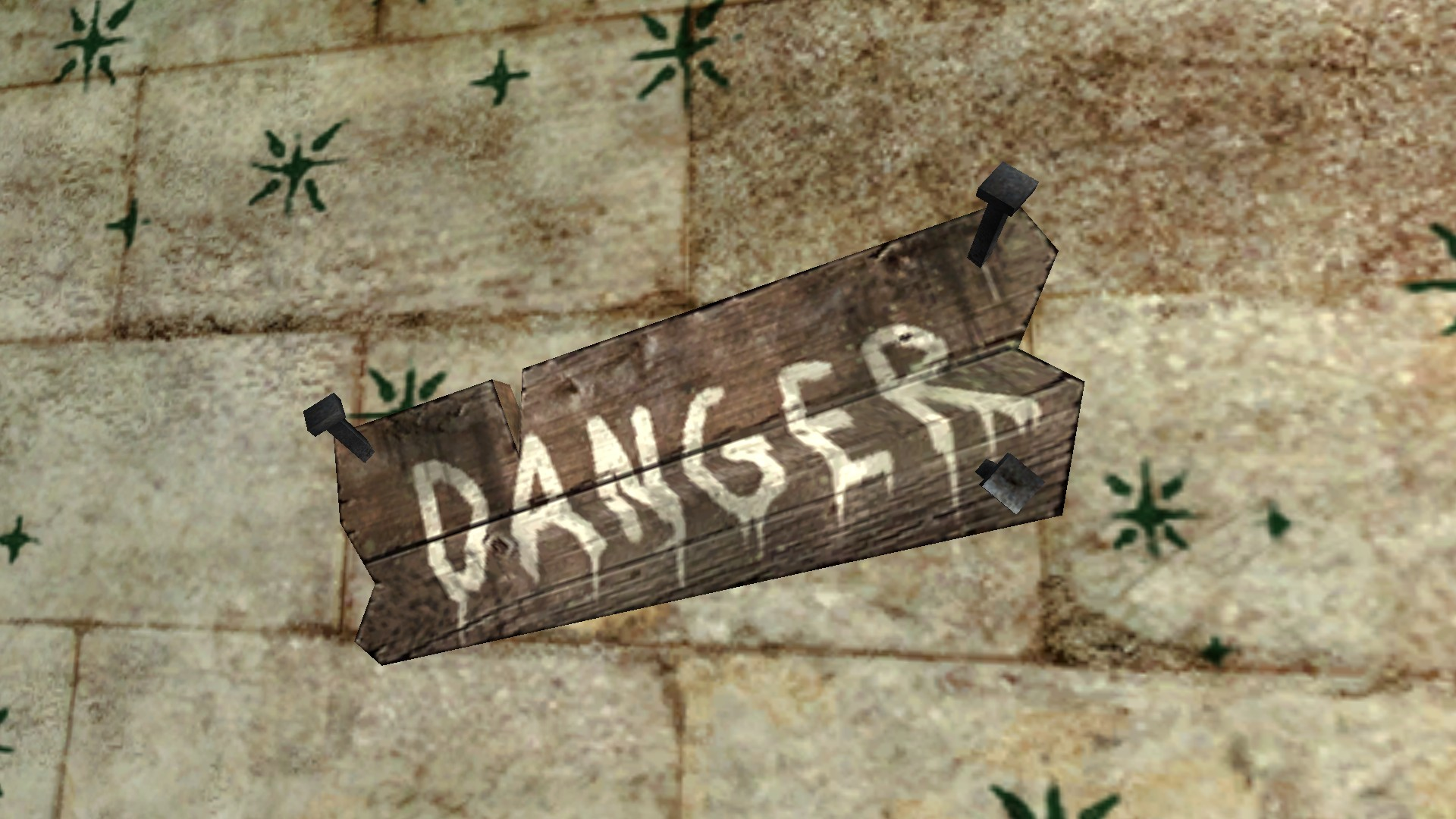 Sign: Danger !