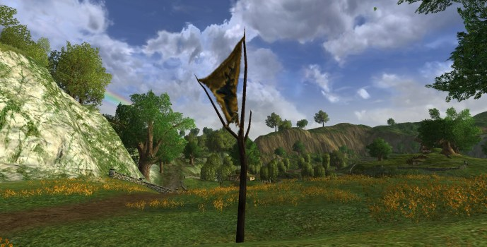 Stag Banner