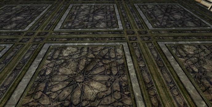 Mordor Stone Floor