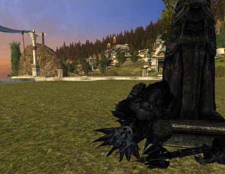 Statue of Sauron – Shattered