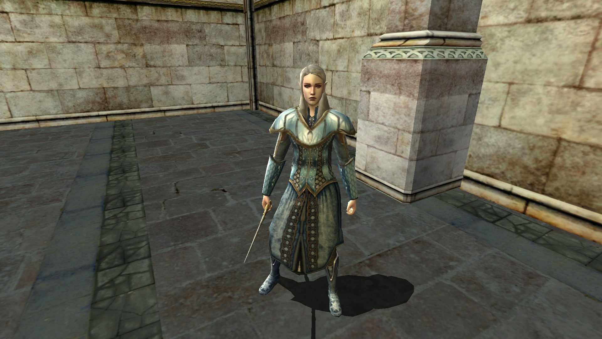 High Elf Visitor – Property Guard