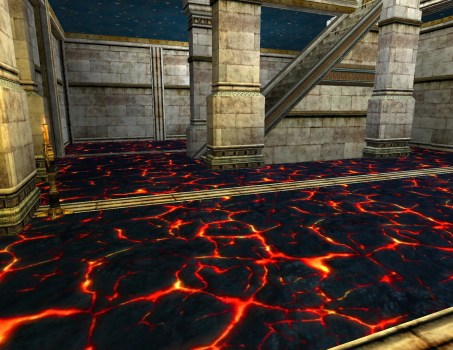 This Floor is Lava