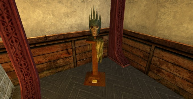 Ferndur's Skull