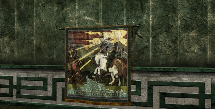 Tapestry of Aldor the Old