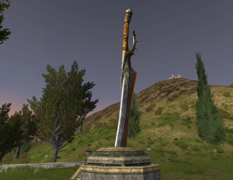 Thaurlach's Blade