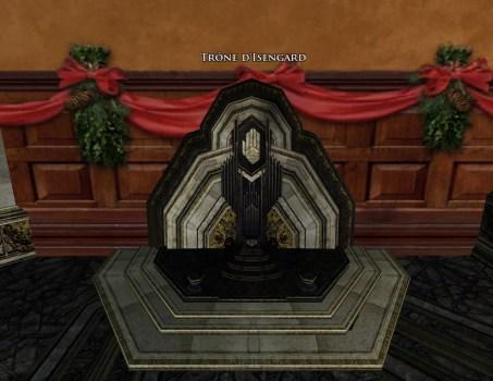 Throne of Isengard