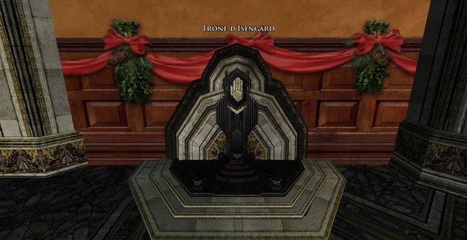 Throne of Isengard