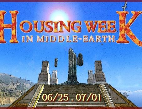Housing Week in Middle-Earth : The Final Fifteen…