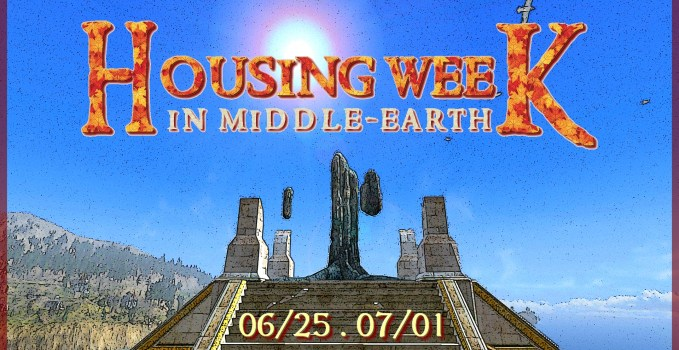 Housing Week in Middle-Earth : The Final Fifteen…