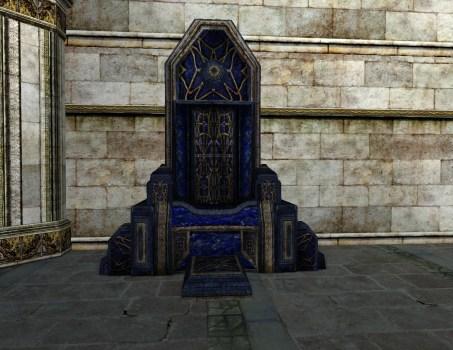 Dwarf-made Throne