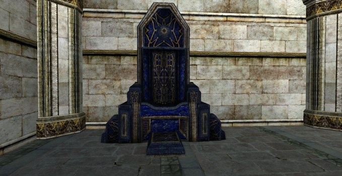 Dwarf-made Throne