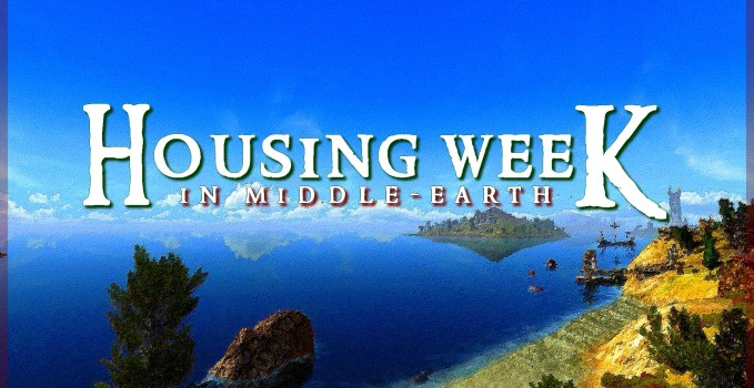 Contest : Housing Week in Middle Earth #7