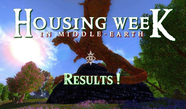 Housing Week in Middle Earth #7 : Results !