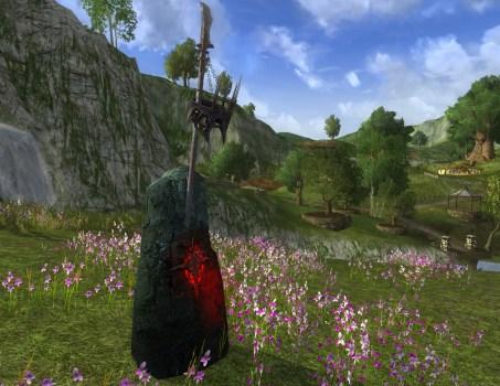 Ivar's Pike and Helm