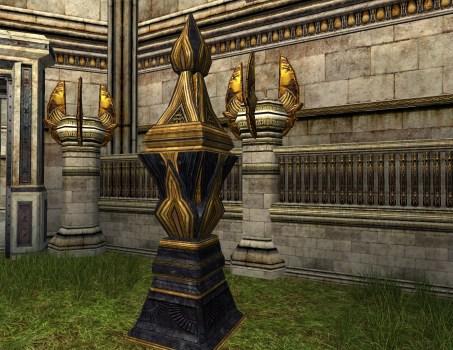 Moria Ornamental Urn