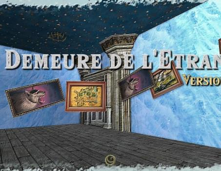 La Demeure de l'Étrange IV – 1st Week Results