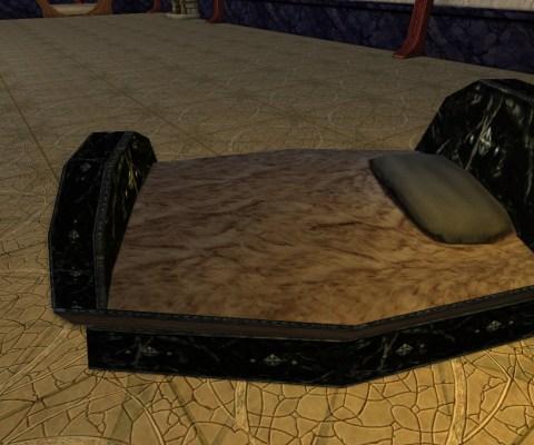 Obsidian Dwarf-make Bed