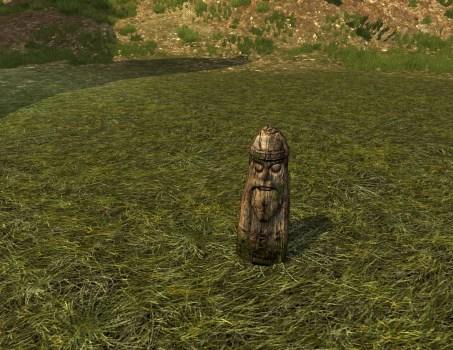 'Small' Woodmen Totem