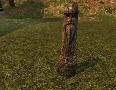 Large Woodmen Totem