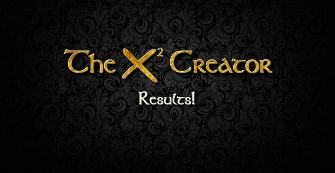 Results : X²-Creator Contest