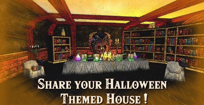 Share your Halloween-Themed House!