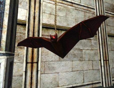 Ceiling Bat