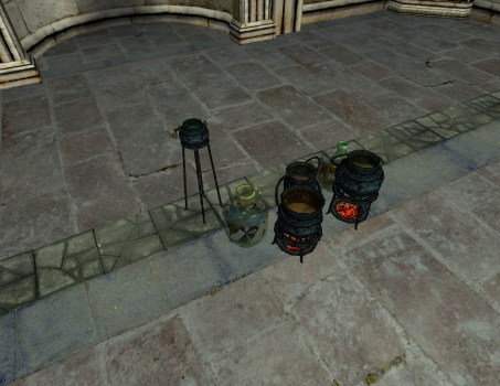 Minas Morgul Tincture Supplies
