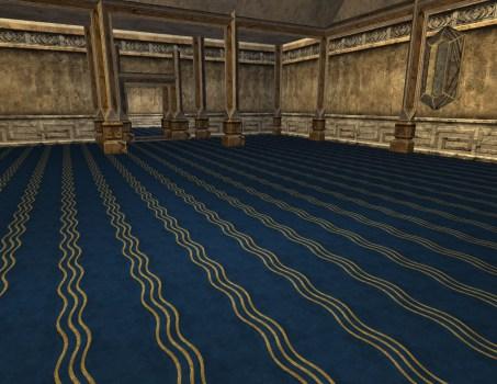 Fancy Blue Carpet – Second Style
