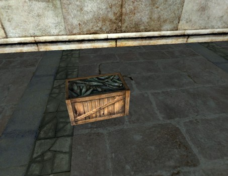 Fishmonger's Crate
