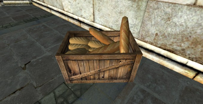 Baker's Crate