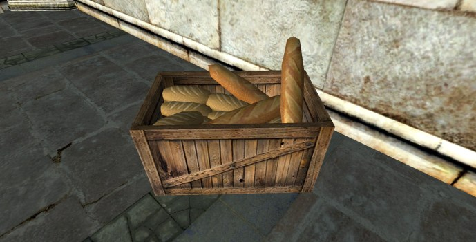 Baker's Crate