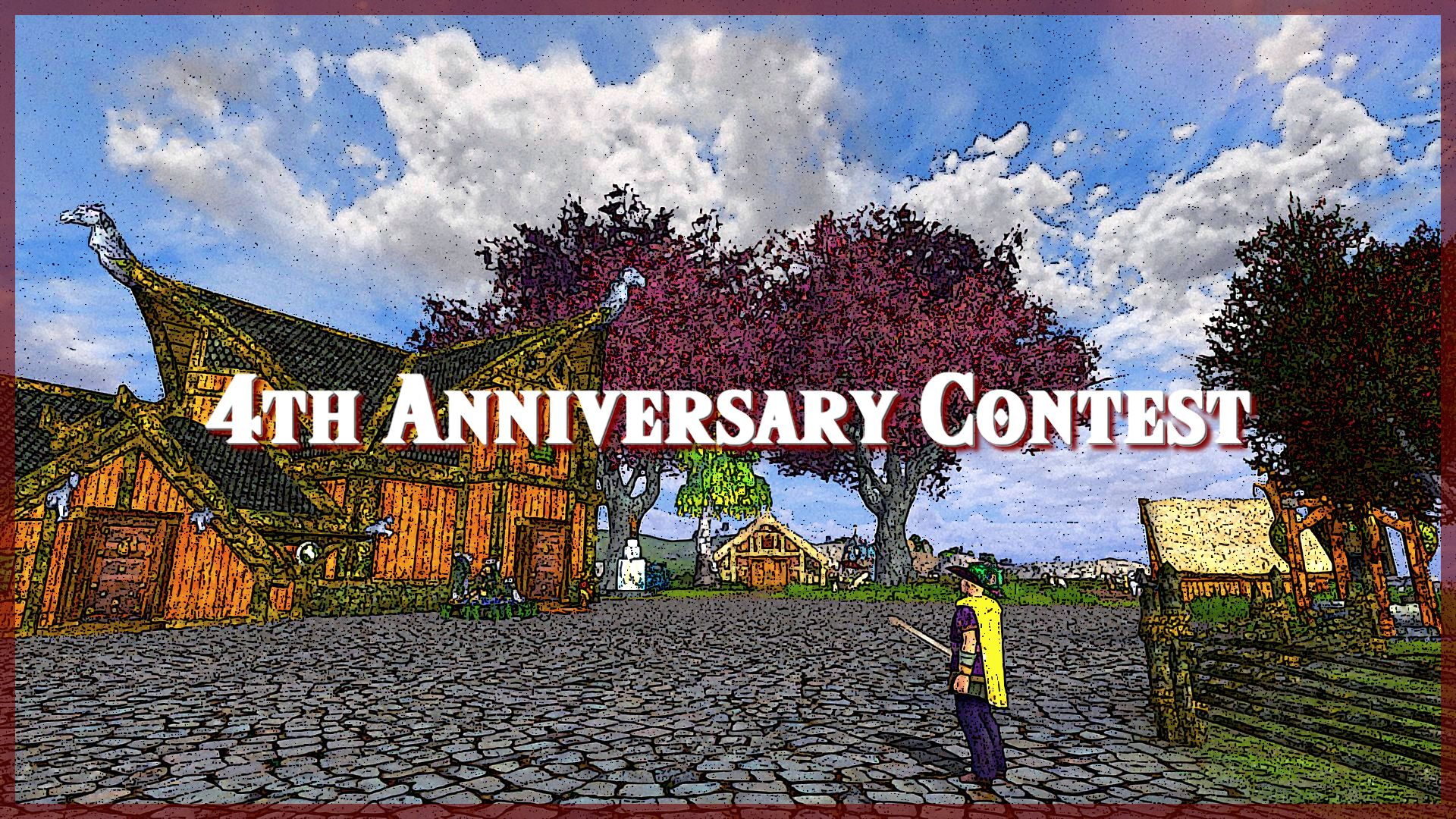 Contest: D&Co's 4th Anniversary Celebrations