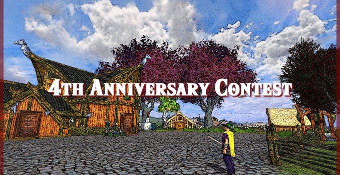 Contest: D&Co's 4th Anniversary Celebrations