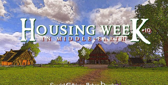 Contest : Housing Week in Middle-Earth #10