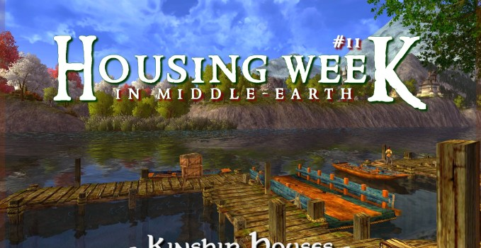 Contest : Housing Week in Middle-Earth #11
