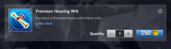 Premium Housing Writ
