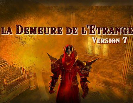 """Contest : """"La Demeure de l'Étrange VII"""""""