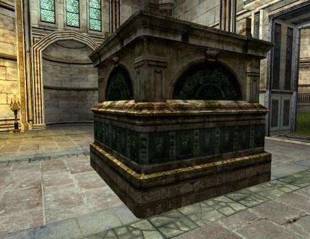 Elaborate Replica Arnorian Tomb