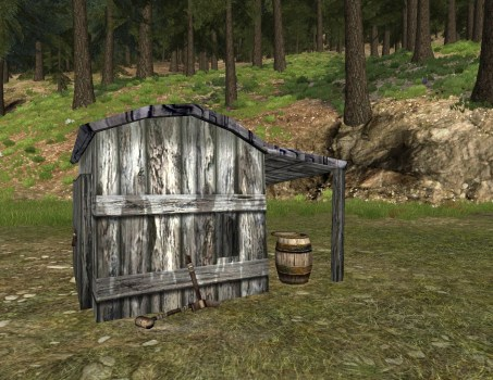Workman's Shed