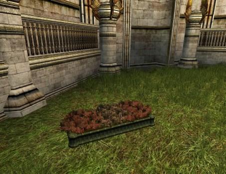 Ornate Box Planter