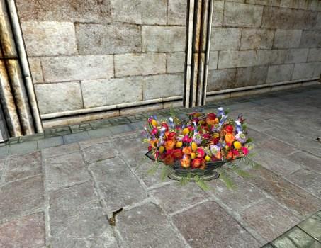 Midsummer Flower Planter – Celebratory Arrangement