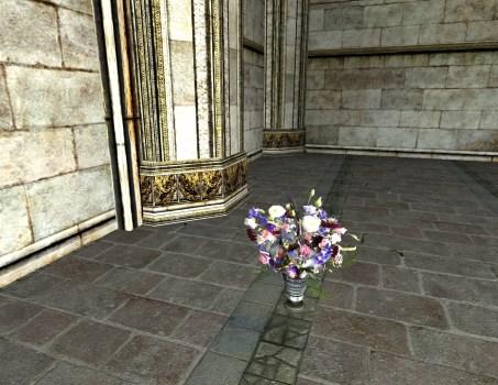 Midsummer Vase – Pink and Purple Arrangement
