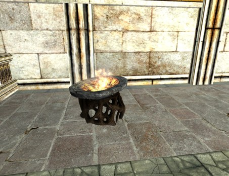Brazier of the Weaving Wood