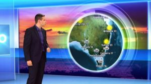 Weather reports TV5 Monde